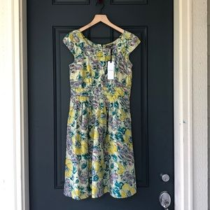 ModCloth Emily and Fin Rachel Dress L NWT Size 12.